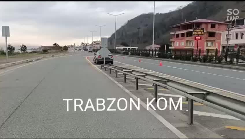 Trabzon'da kaçakçılar böyle yakalandı