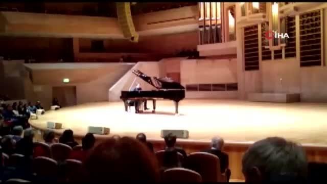 Fazıl Say Moskova'da konser verdi
