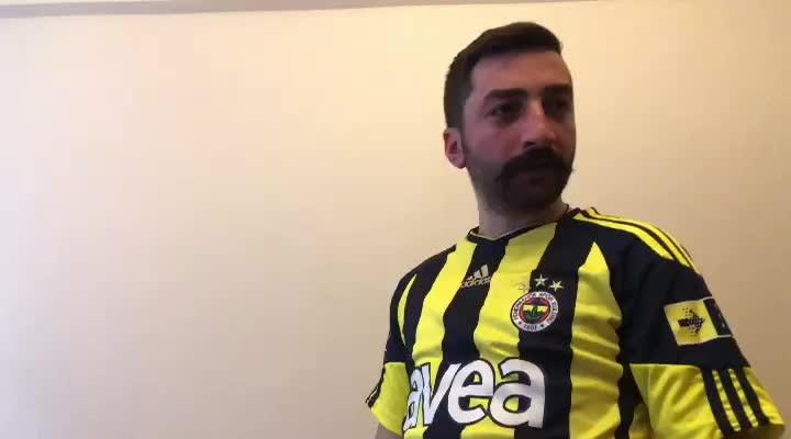 Trabzonlu sanatçıdan 'VAR'a videolu tepki