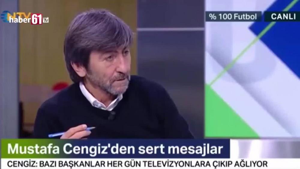 Rıdvan Dilmen: Berat bey Fenerbahçe'ye yardım etti