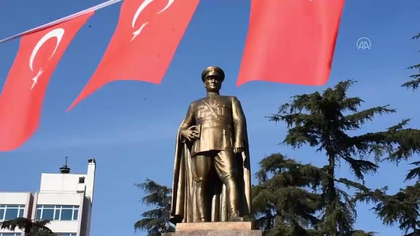 Trabzon'un Kurtuluşu kutlandı