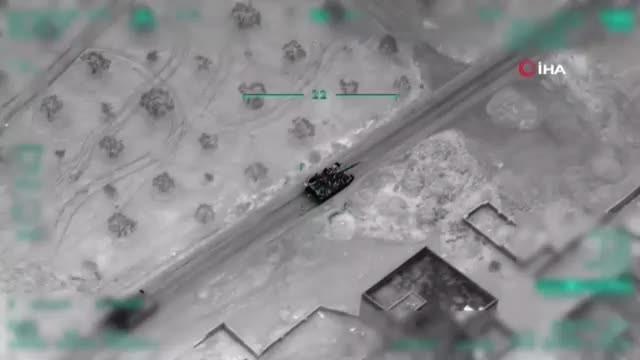 Milli Savunma Bakanlığından 'Şehidimizin kanı yerde kalmadı' paylaşımı