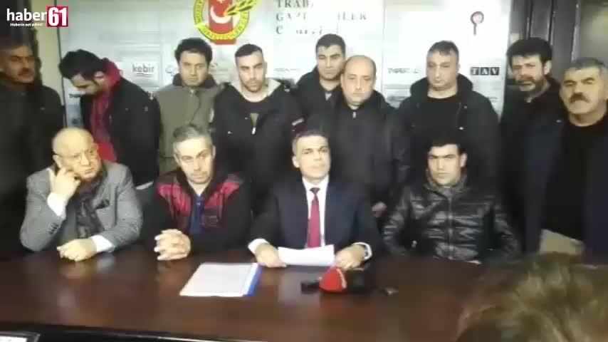 Trabzon'da dolmuş dönüşümünde tartışma sürüyor - Başkan Zorluoğlu'na 4 madde