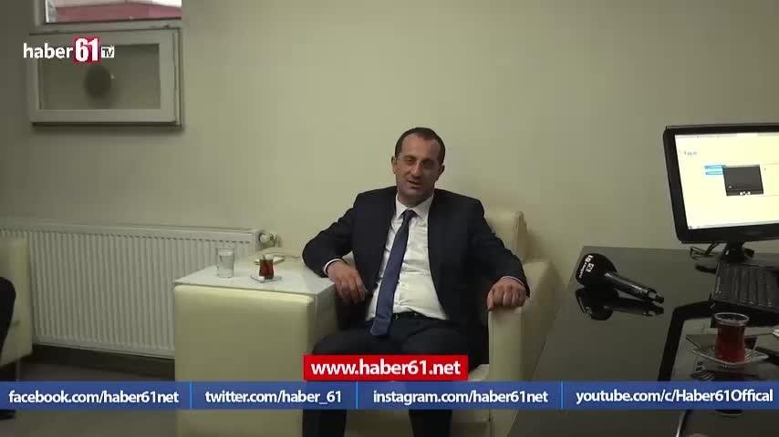 Osman Nuri Ekim'den Haber61'e ziyaret
