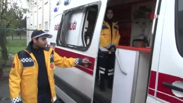 saldırıya uğrayan sağlık görevlileri o anı anlattı