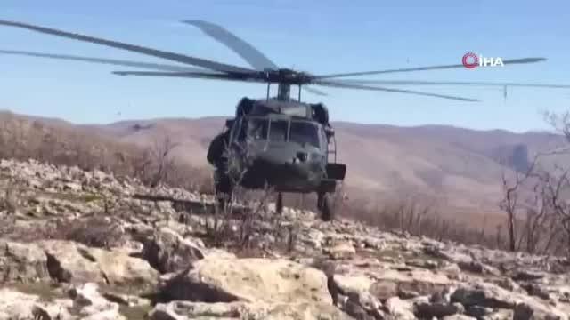 'Kapan-7 Karadağ Operasyonu' başlatıldı