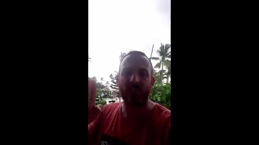 Dominik'te mahsur kalan gazeteci ve arkadaşlarına KGK yardım etti