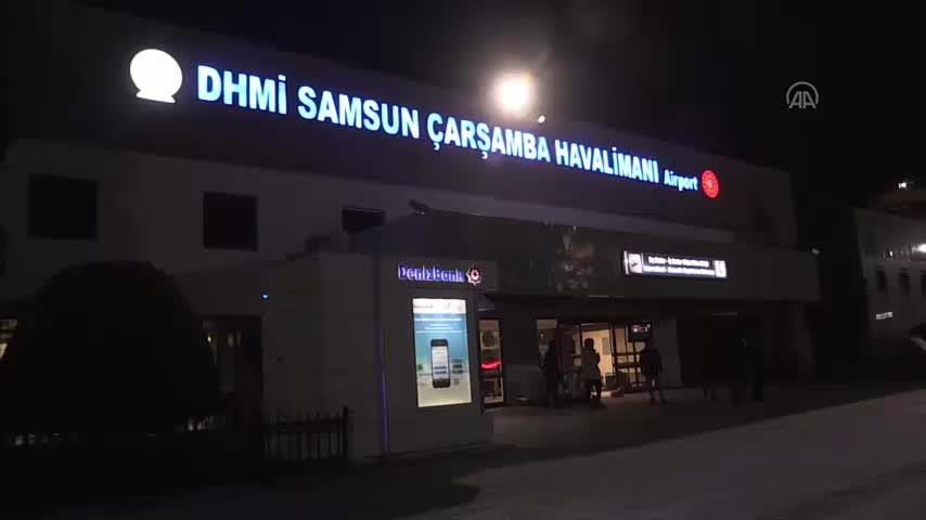 Yurt dışından gelen öğrenciler Samsun'da karantinada