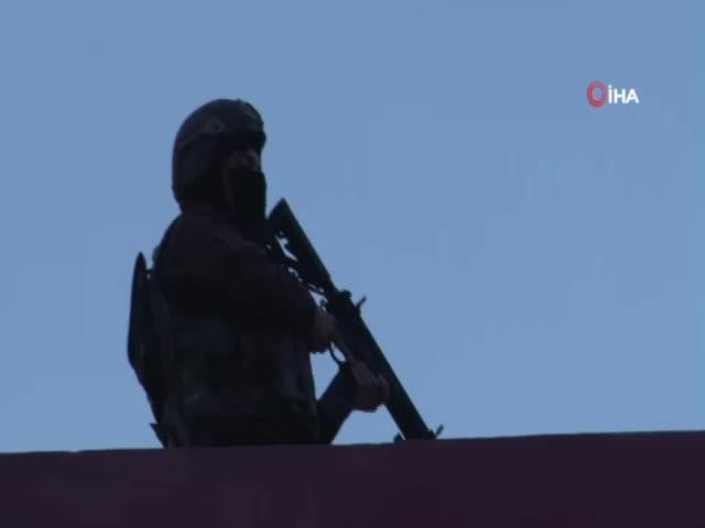 Şafak vakti dronelu, 600 polisli torbacı operasyonu