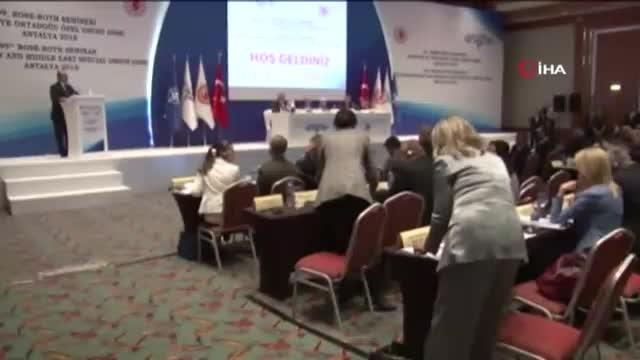 Çavuşoğlu sert çıktı, Fransız parlementerler salonu terk etti