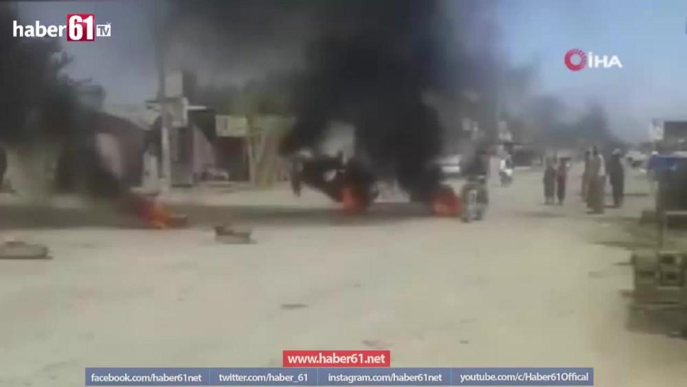 PYD PKK Suriye'de sivillere ateş açtı 7 ölü