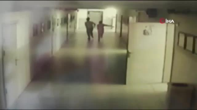 Okulda asansör boşluğuna düştü