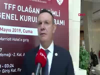 Denizlispor Başkanı Ali Çetin Süper Lig'de ilk 5'te olacağız