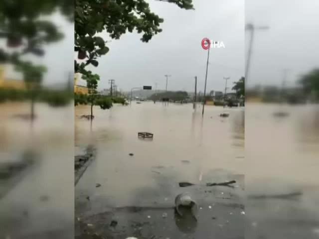 Brezilya'da sel: 12 ölü