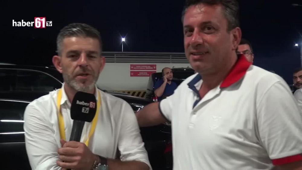 Celil Hekimoğlu Prag maçı öncesinde konuştu