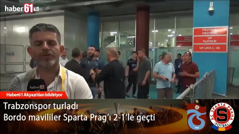 Salih Cora: Trabzonspor hazır olduğunda neler yapabileceğini gösterdi