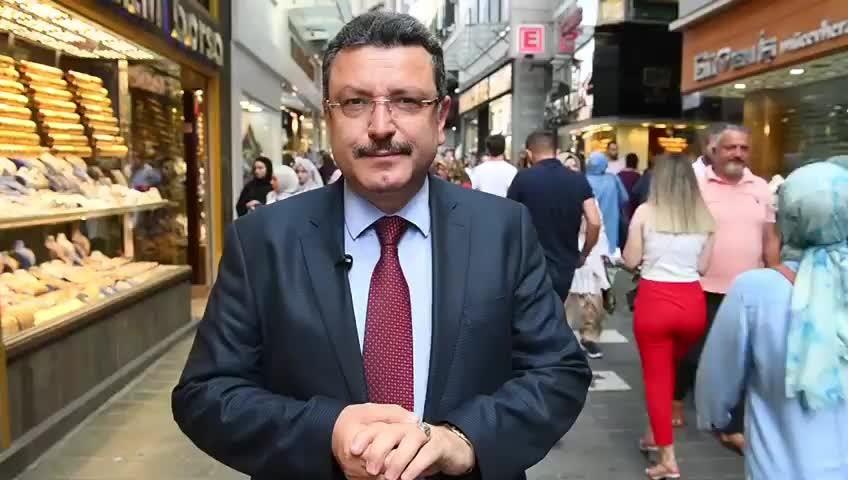 Başkan Ahmet Metin Genç'ten Kurban Bayramı mesajı
