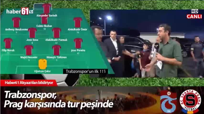 Ahmet Metin Genç: Trabzonspor turu geçen taraf olacak