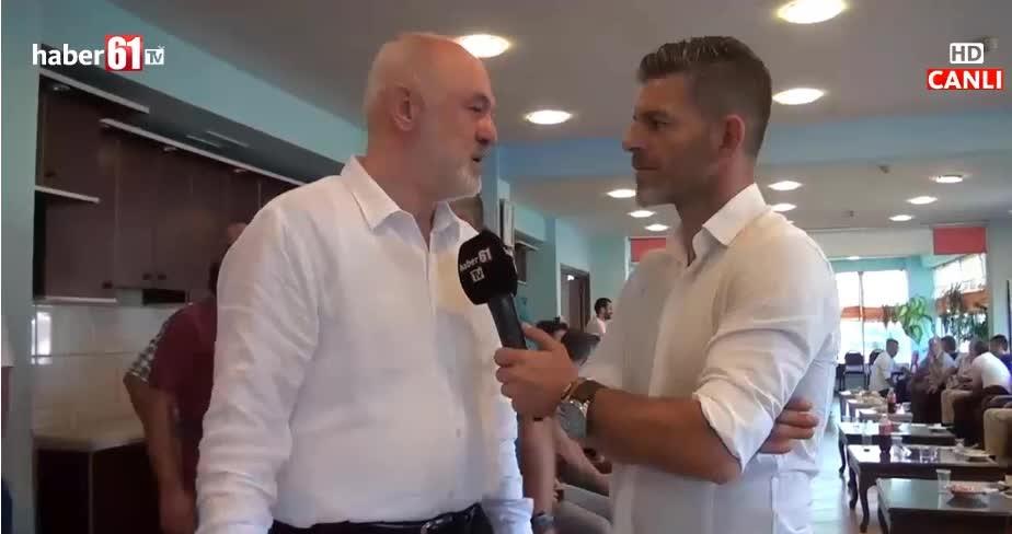 Ali Sürmen: Trabzonspor Prag'a fark atar
