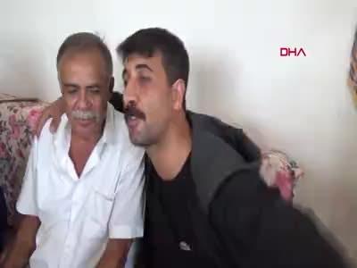 Aşık Hüseyin'i ziyaret eden şarkıcı Fatih Bulut: Adım 'hırsız'a çıktı