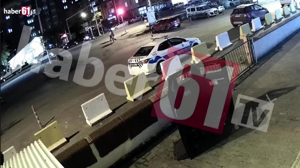 Trabzon'da feci kaza: Anne kız yaralı