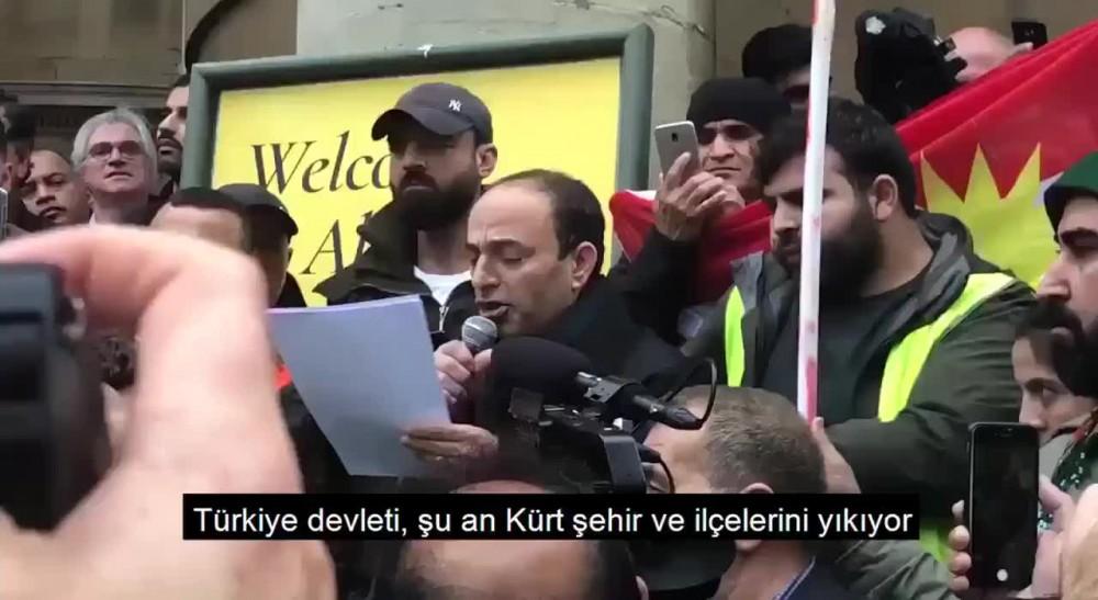 Osman Baydemir'den Türkiye'ye alçak iftiralar