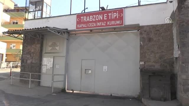 Trabzon'da fabrika gibi cezaevi
