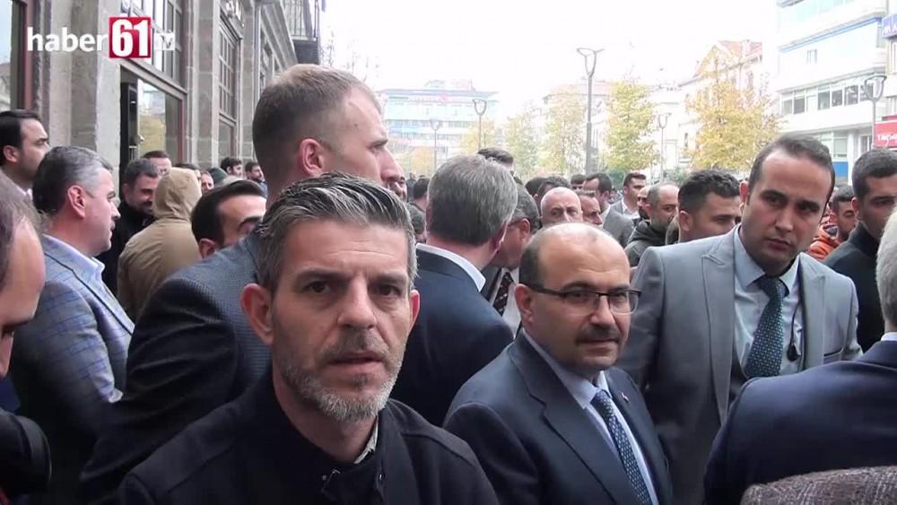 Trabzon Valisi Ustaoğlu Haber61e konuştu