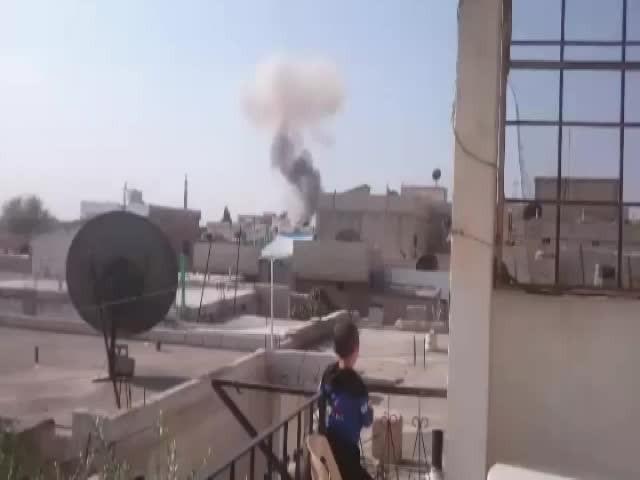 Tel Abyad'ta bomba yüklü araç patladı: 3 yaralı