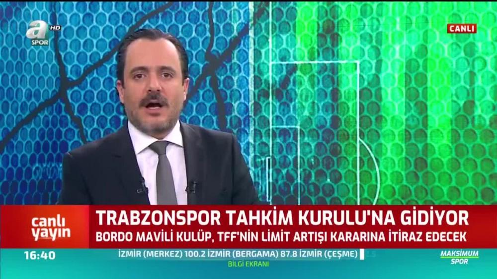 Ahmet Ağaoğlu'ndan TFF'nin kararına tepki