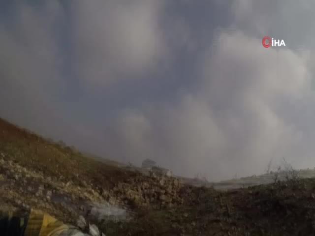 Rus uçaklarından hava saldırısı: 3 ölü